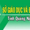 Sở GD&ĐT Quảng Nam